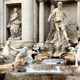 Trevi Fountain (Time Lapse) - Rome, Italy