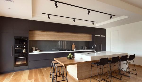 xu hướng thiết kế nội thất nhà bếp chủ đạo hiện nay