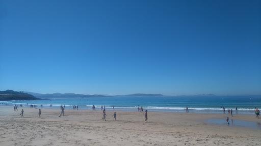 Camping Montalvo Playa, PO 308, km 22, 36960 Sanxenxo, PO, España, Camping   Galicia