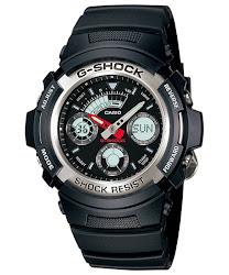 Casio G-Shock : AW-590-1A