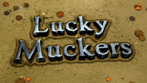 Skarby w b³ocie Tamizy / Lucky Muckers (2011) PL.TVRip.XviD / Lektor PL
