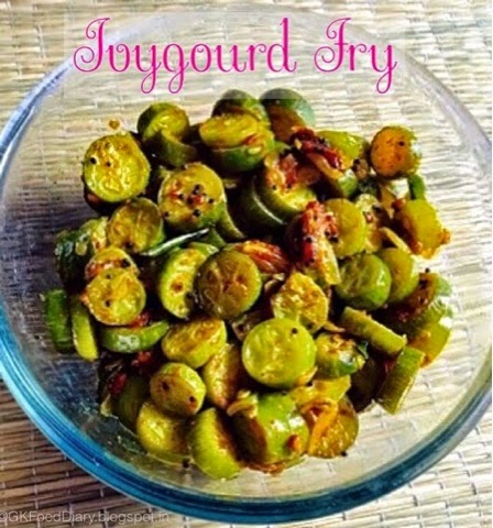 ... Poriyal Recipe (Tindora / Ivy gourd Stir Fry) | Stir FryRecipes