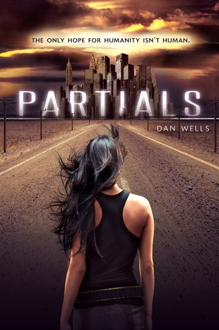 Blogger Talk Review: Partials by Dan Wells