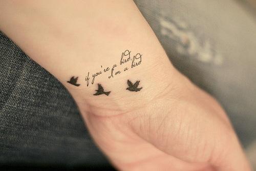 Phụ nữ & Tattoo - Suy nghĩ chuyện xăm hình ở phái đẹp