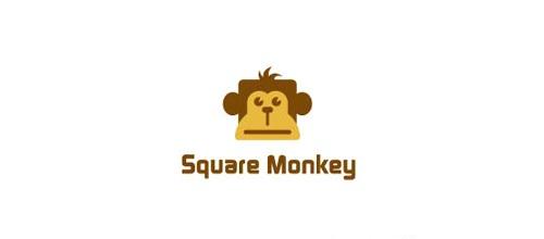 iZdesigner.com - Thiết Kế Logo Lấy Cảm Hứng Từ Con Khỉ