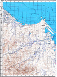 Map 100k--r01-109_110--(1954)