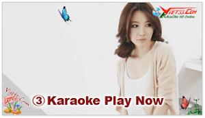 Vầng Trăng khóc Karaoke - Remix - DJ Nhạc Sống - Nhạc Trẻ