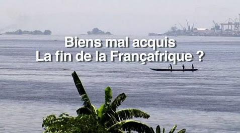 Kradzione tuczy. Afryka?scy prezydenci / Lumiere sur les biens mal acquis (2010) PL.TVRip.XviD / Lektor PL