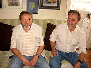 Milan Ilić i Ivica Smolec