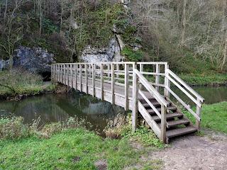 Bridge at Ilam Rock