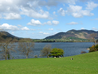 Crummock Water from Cinderdale Car Park