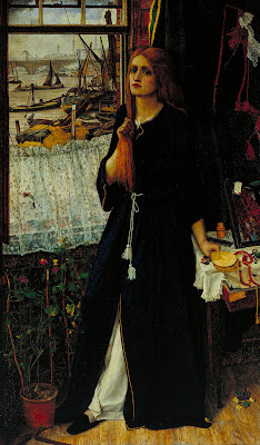 John Roddam Spencer Stanhope - Thoughts of the Past