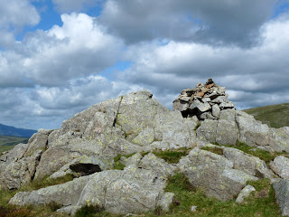 Sergeants Crag Summit