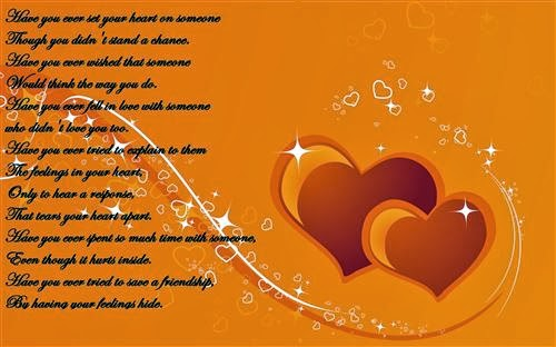 Famous Valentineu0027s Day Poems For Friends 2014