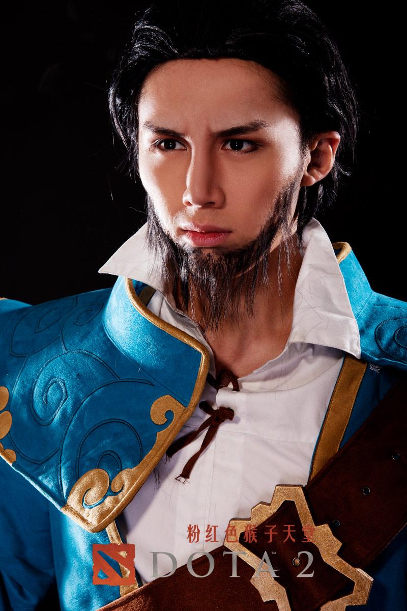 Ngắm thuyền trưởng Kunkka thời còn thanh niên - Ảnh 3