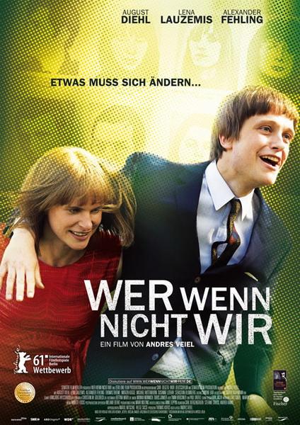 Je¶li nie my, to kto / Wer, wenn nicht wir? (2011) PL.TVRip.XviD / Lektor PL