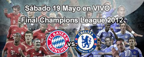 Final Champions League 2012