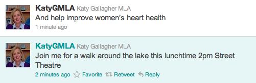 gallagher tweet