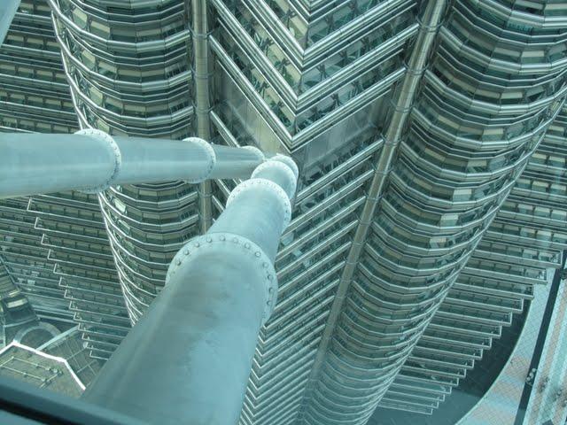 Skybridge Petronas Towers KL