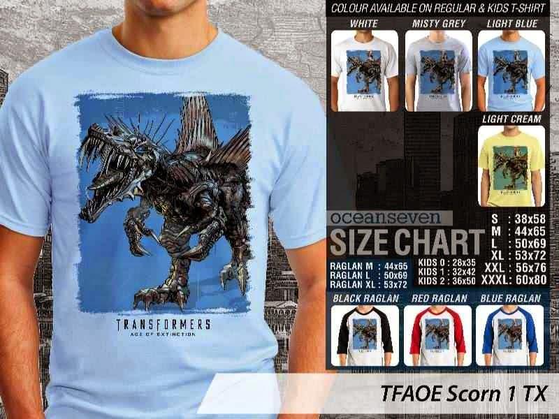 KAOS film Transformers Scorn 1 Transformers Age of Extinction distro ocean seven