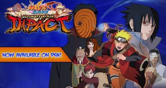 Naruto Shippuden: Ultimate Ninja Impact(US)