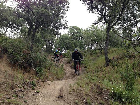 Ruta MTB por los senderos del Monte de El Pardo -Sábado de 24 octubre 2015- ¡Apúntate!