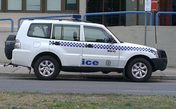 queanbeyan police