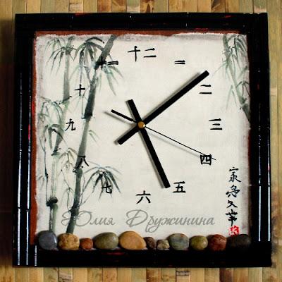 Часы своими руками из китайских