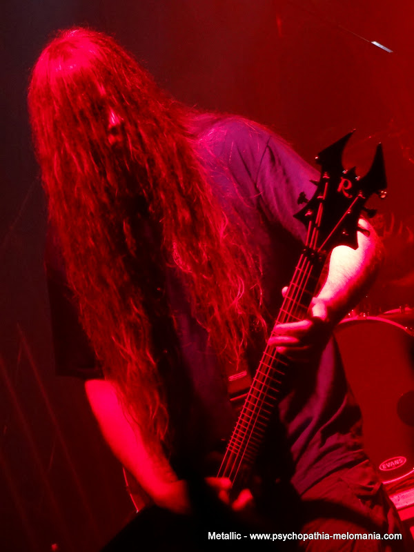 Cannibal Corpse @ Bataclan, Paris 13/02/2012