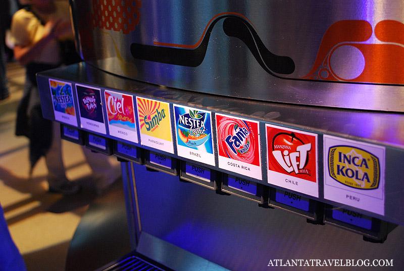 Музей Кока-Колы Taste It!