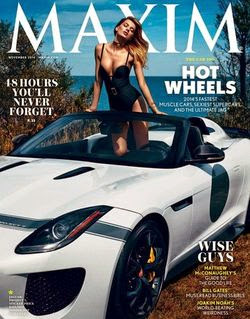 Maxim #11 (november 2014 USA)