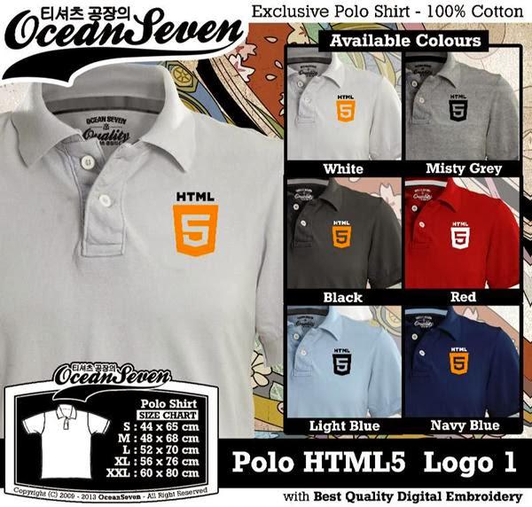 POLO HTML5 Logo 1 IT & Social Media distro ocean seven