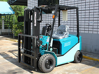 Yale Sumitomo Battery Forklift