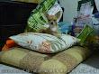 賓果弟弟,你的床怎麼愈睡愈高了啊?