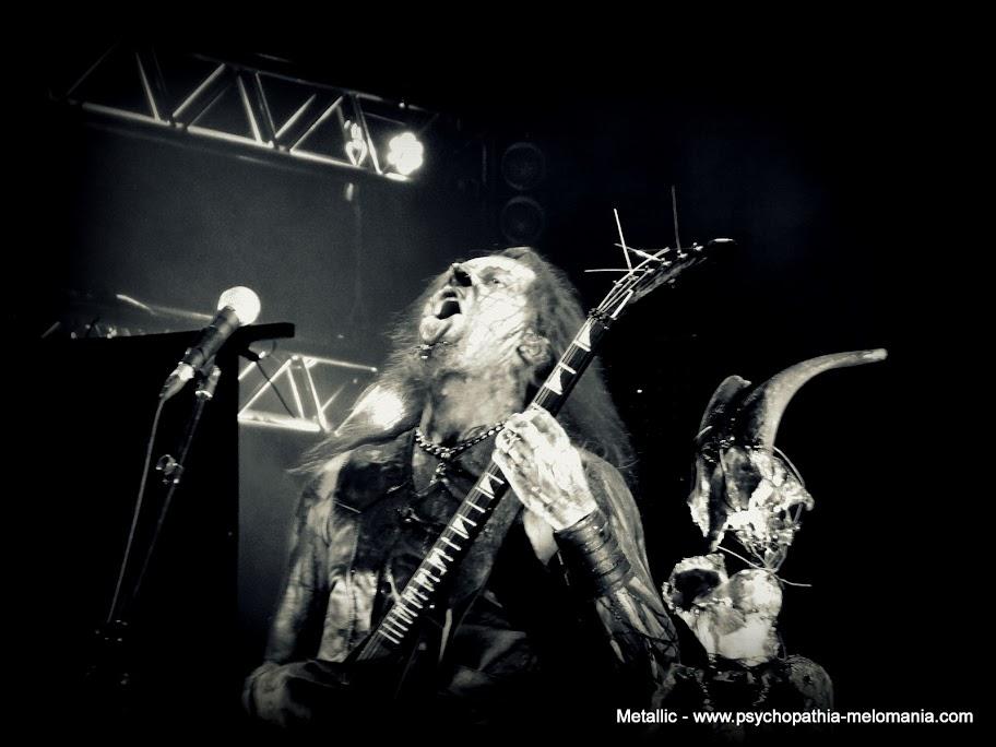 Belphegor @ Hellfest 2011 - Vendredi 17/06/2011