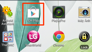 Tải CH Play Apk