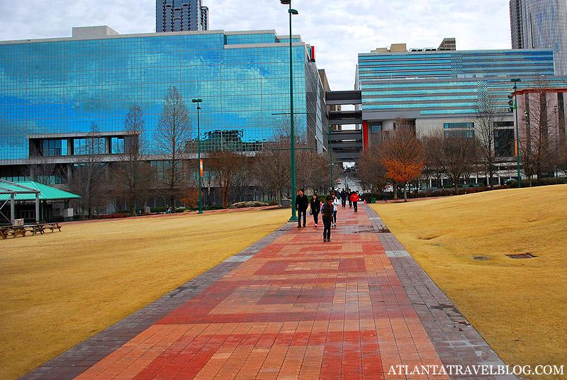 Парк Столетия Олимпийских Игр в Атланте