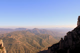 Our First View From The Top of the Aeri - Montserrat, Spain