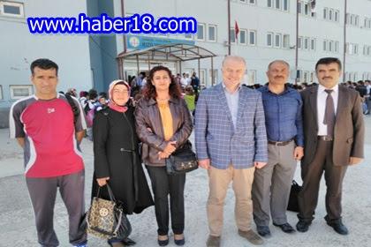 Şehit Mehmet Ata Mesleki ve Teknik Anadolu Lisesi İlçeleri gezere