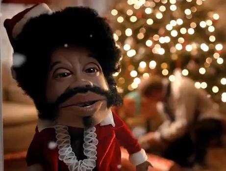 D Love Is Back In The BBC Christmas Advert Spreading The Love