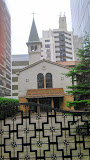 A small church tucked away on Meiji Ave.