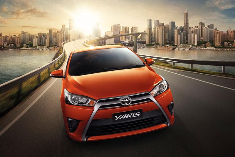 Toyota All New Yaris - Spesifikasi Lengkap dan Harga
