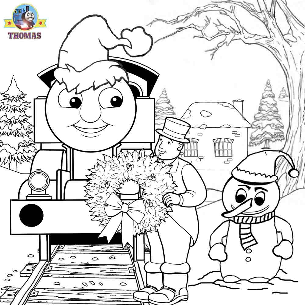 Christmas Coloring Pages - printable christmas coloring pages for kids