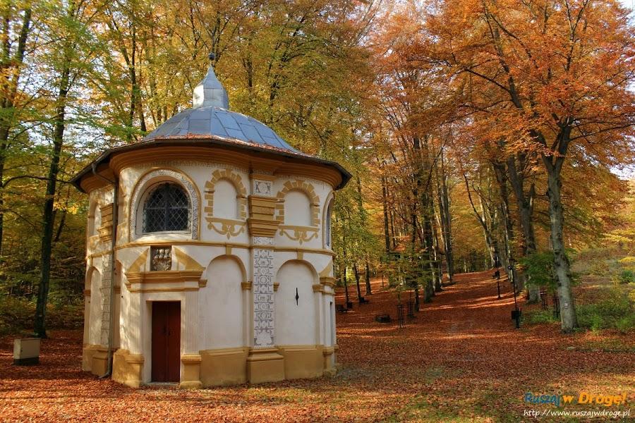 Kalwaria Wejherowska - kapliczka