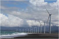 Bangui Windmills - Bangui, Ilocos Sur