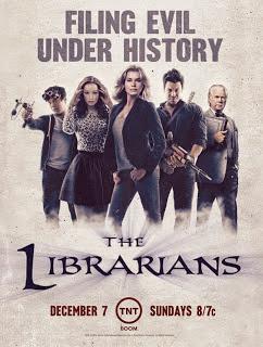 Truy Tìm Kho Báu Phần 1 - The Librarians