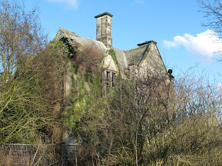 Calwich Abbey.