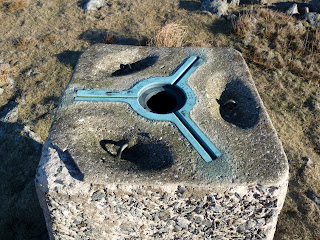 "Whitfell Trig Point ""Spider"""