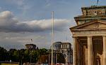 Reichstag und Brandenburger Tor