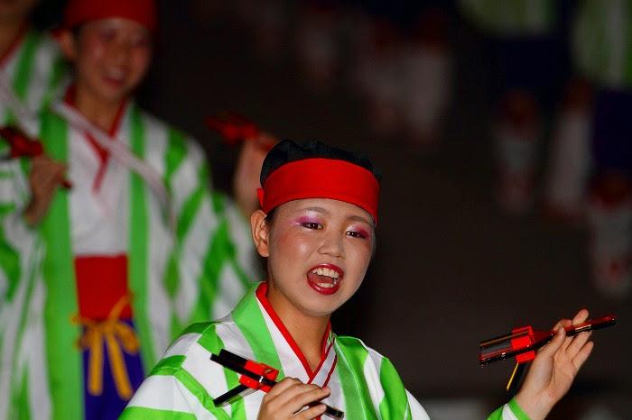 第59回よさこい祭り☆本祭2日目・梅ノ辻競演場19☆上2目0944